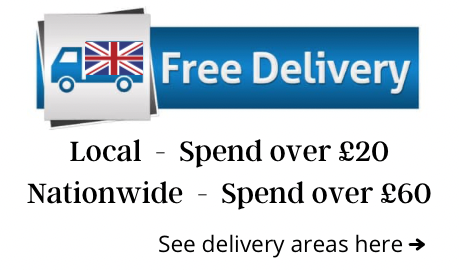 Free Local Delivery - Hamiltons Fish