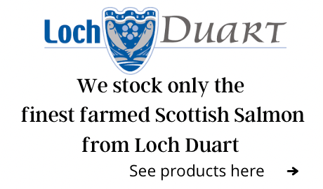 Loch Duart Scottish Salmon - from Hamiltons Fish